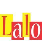 Lalo errors logo