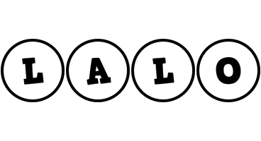 Lalo handy logo