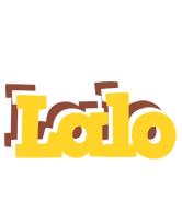 Lalo hotcup logo