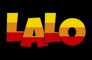Lalo jungle logo