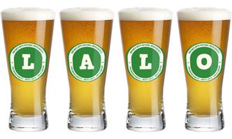 Lalo lager logo