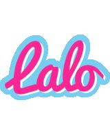 Lalo popstar logo