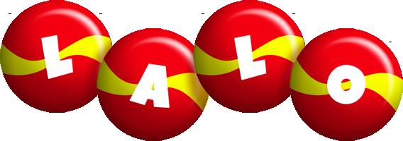 Lalo spain logo