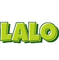 Lalo summer logo