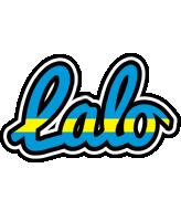 Lalo sweden logo