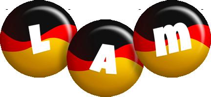 Lam german logo