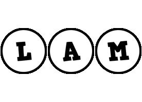 Lam handy logo