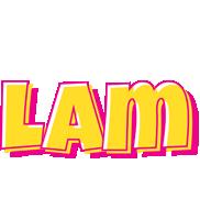 Lam kaboom logo
