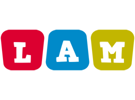 Lam kiddo logo