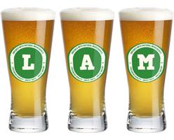 Lam lager logo
