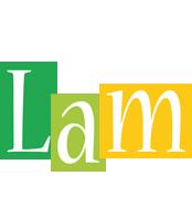 Lam lemonade logo