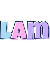 Lam pastel logo
