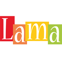 Lama colors logo