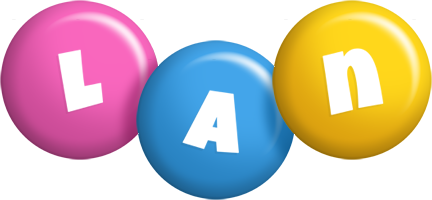 Lan candy logo