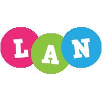 Lan friends logo