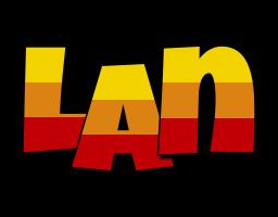 Lan jungle logo