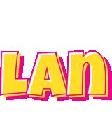 Lan kaboom logo