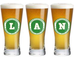 Lan lager logo