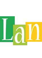 Lan lemonade logo