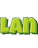 Lan summer logo