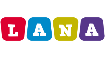 Lana daycare logo