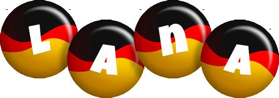Lana german logo