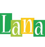 Lana lemonade logo