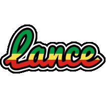 Lance african logo