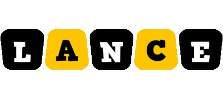 Lance boots logo