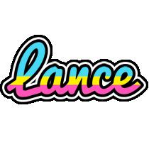 Lance circus logo
