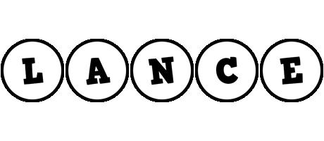 Lance handy logo