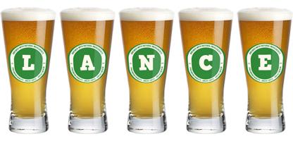 Lance lager logo