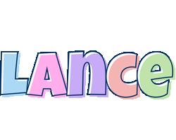 Lance pastel logo