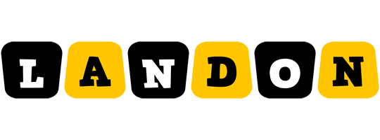 Landon boots logo