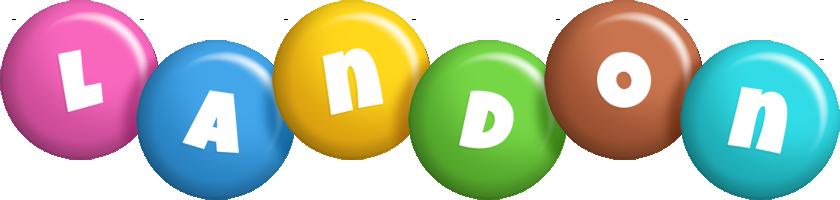 Landon candy logo