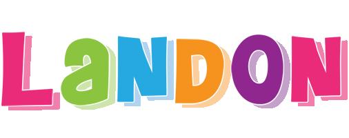 Landon friday logo