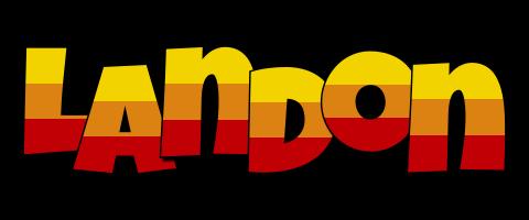 Landon jungle logo