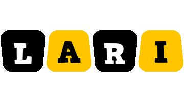 Lari boots logo