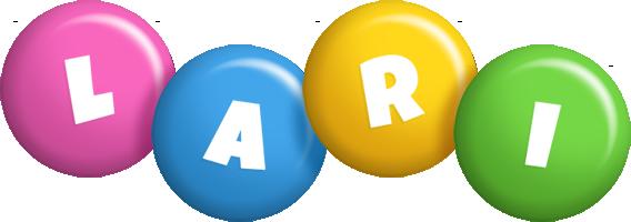 Lari candy logo