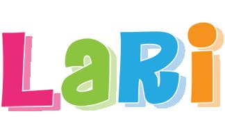 Lari friday logo