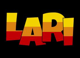 Lari jungle logo