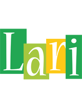 Lari lemonade logo