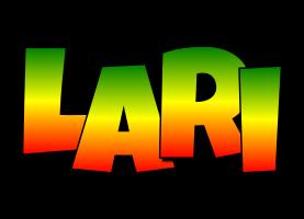 Lari mango logo