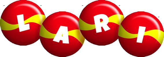 Lari spain logo
