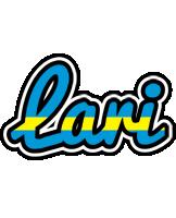 Lari sweden logo