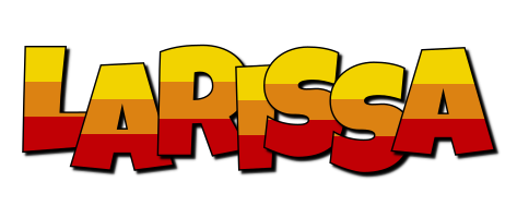 Larissa jungle logo