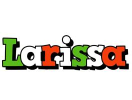 Larissa venezia logo