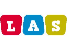Las daycare logo