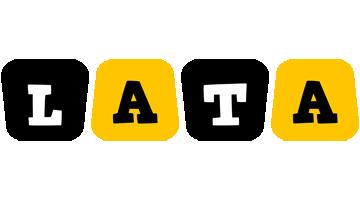 Lata boots logo