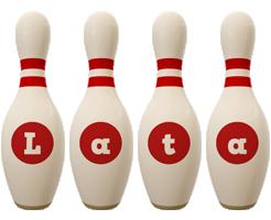 Lata bowling-pin logo